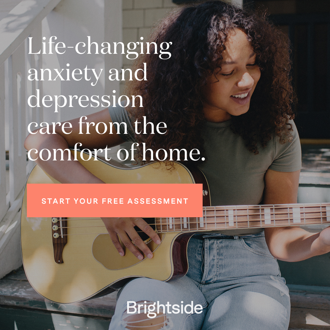 Medication + Therapy | Brightside Health