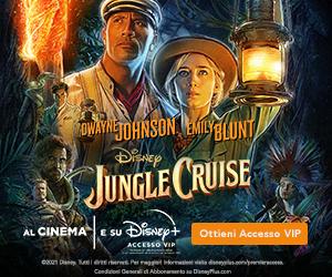 Jungle Cruise su Disney+