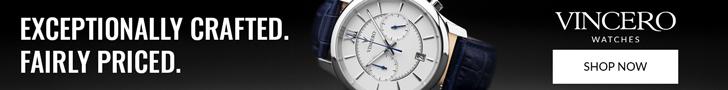Shop Vincero Watch